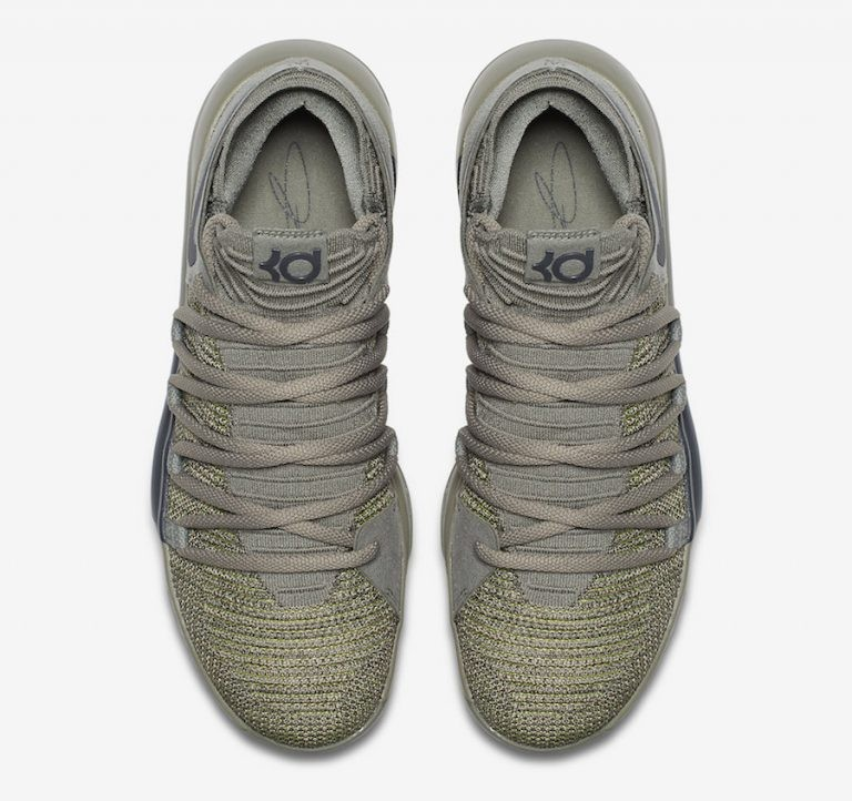 new style 7c331 f0be1 ... Valentines Day Sale Hot Nike KD 10 Dark Stucco Anthracite 897817-002 ...