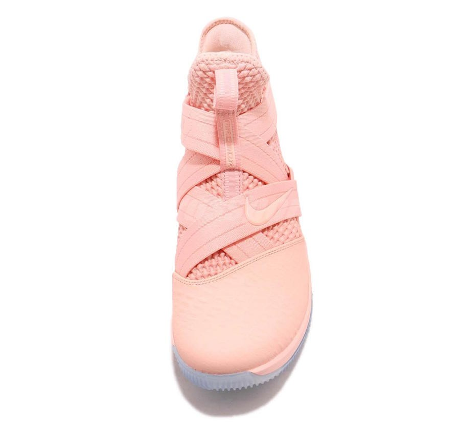 separation shoes 1d497 dfe1a Cyber Monday Nike LeBron Soldier 12 (Pink) AO4055-900