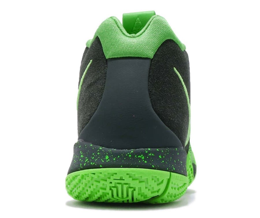 reputable site 8a6fb eea41 Cyber Monday Nike Kyrie 4 GS (Green/Black) AA2897-333