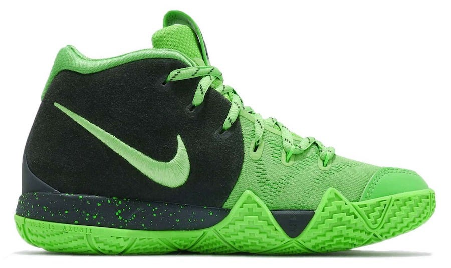 Friday Nike Kyrie 4 GS Spinach Green