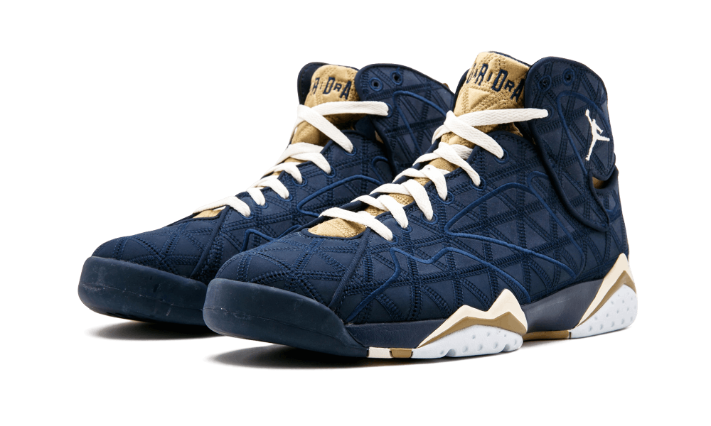 size 40 c9855 df539 ... Air Jordan 7 Retro J2K Obsidian Natural-Filbert-White 543560-415 ...