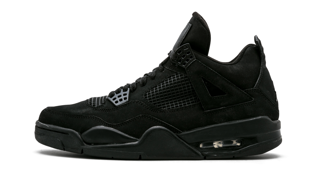 air jordan 4 retro black