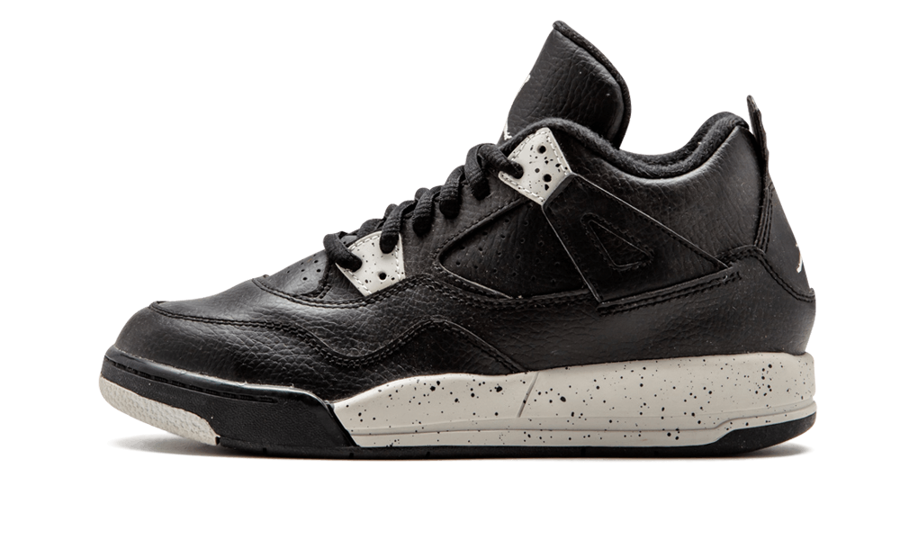 air jordan 4 retro ls bp - oreo cookies