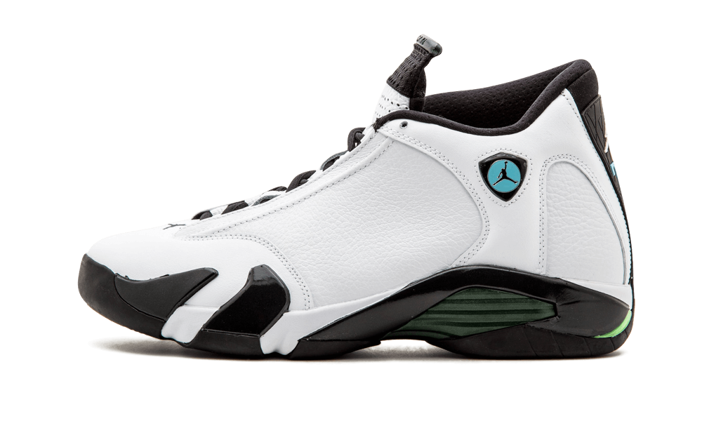 buy popular 760e3 63bd3 Air Jordan 14 Retro White/Black 487471-106 Cyber Monday