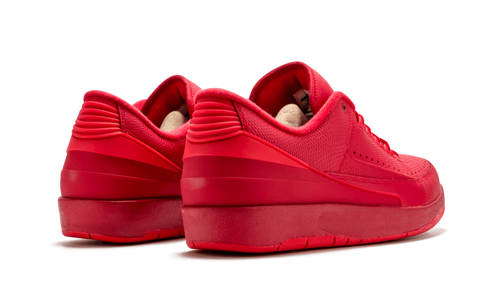 size 40 04a99 35b2d Air Jordan 2 Retro Low Gym Red/University Red-Hyper Turquoise 832819-606