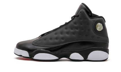 Air Jordan Retro 13 WMNS Black/Anthracite-Anthracite 439358-009