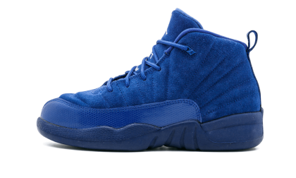 Jordan 12 Retro BP Deep Royal Blue/White 151186-400 Black Friday