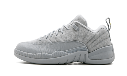 Air Jordan 12 Retro Low Wolf Grey/Armory Navy 308317-002 Cyber Monday