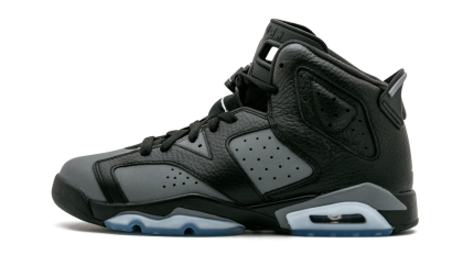 Air Jordan 6 Retro WMNS Black/White-Cool Grey 384665-010 Black Friday