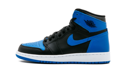 Air Jordan 1 Retro High OG WMNS Black/Royal-White 575441-007