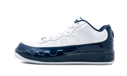 Jordan AJF 9 Low LS White/Navy 362279-141 Cyber Monday