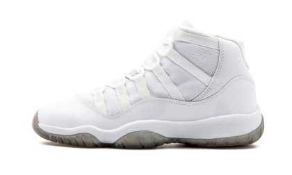 "Air Jordan 11 Retro WMNS ""25th Anniversary"" White/Metallic Silver 378038-101"