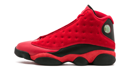 "Air Jordan 13 Retro SNGL DY ""Single's Day"" Gym Red/Black 888164-601"
