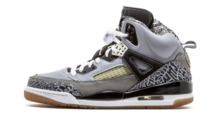 Jordan Spiz'ike Stealth/Black-Graphite-White 315371-091