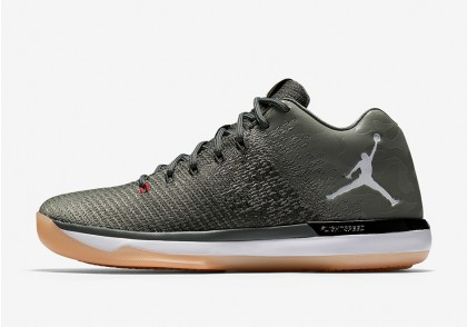 "Cyber Monday Air Jordan 31 Low ""CAMO"" Olive 897564-051"