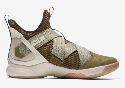 new style b74c7 9ce9f Cyber Monday Nike LeBron Soldier 12 (Green) AO2609-300