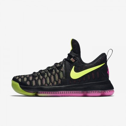 "NIKE KD 9 ""UNLIMITED"" Black 843392-999 Cyber Monday"