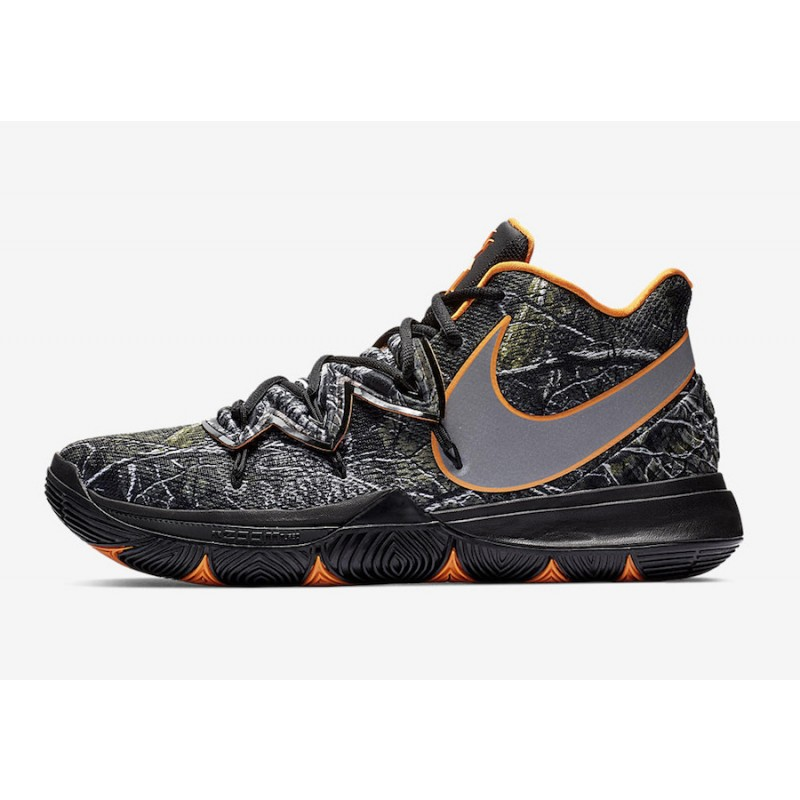 "Cyber Monday Nike Kyrie 5 ""Taco"" (Black/Bright Orange) AO2918-902"
