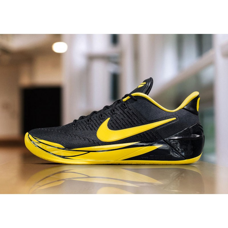 "Nike Kobe A.D. ""OREGON"" Black 922026-001 Cyber Monday"