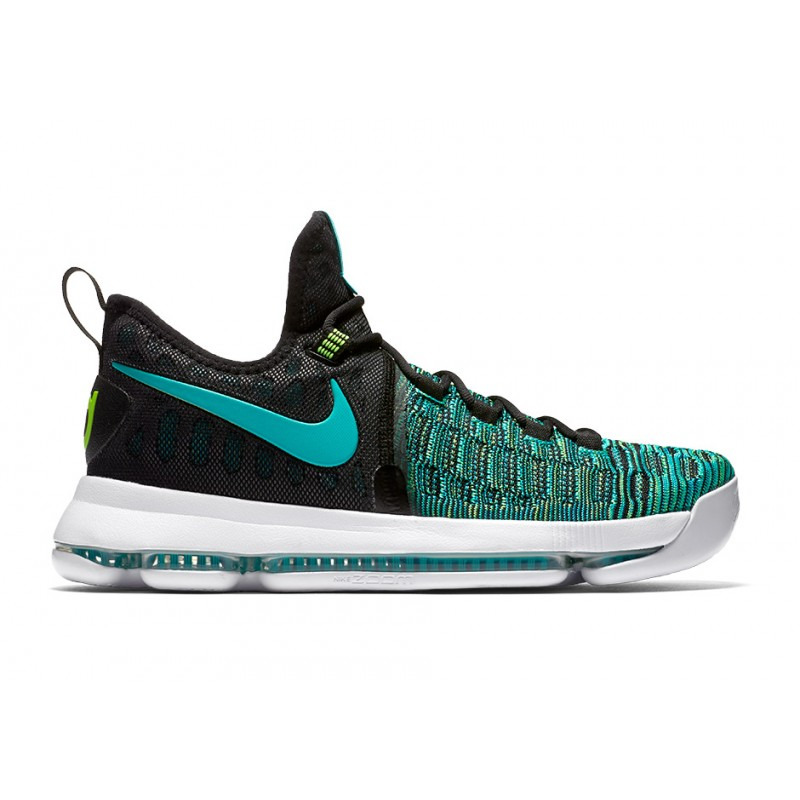 "NIKE KD 9 ""BIRDS OF PARADISE"" Blue 843392-300 Cyber Monday"