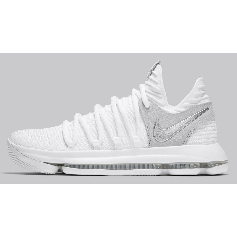 "NIKE KD 10 ""STILL KD"" White 897815-100 Cyber Monday"