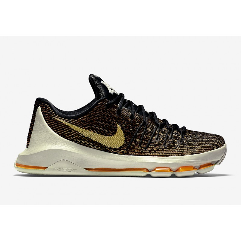 Cyber Monday NIKE KD 8 Orange 749375-880 Black Friday