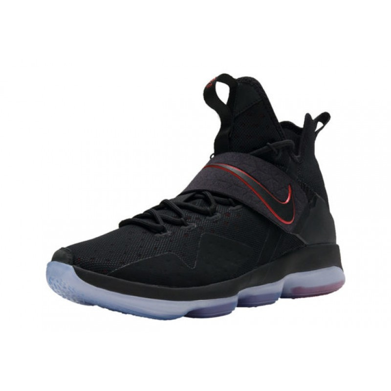 "Nike LeBron 14 ""BRED"" Black 852405-004 Black Friday"