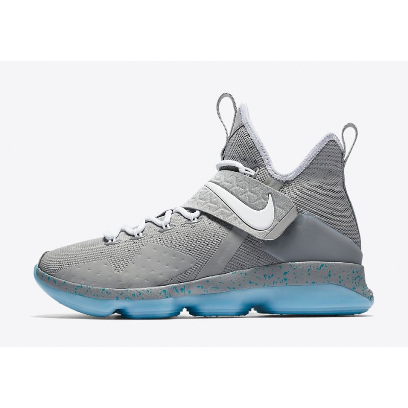Nike LeBron 14 Grey 852405-005 Black Friday