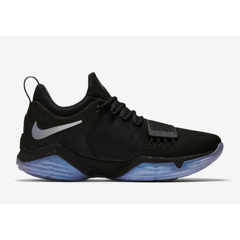 "NIKE PG 1 ""SHINING"" Black 911082-099 Black Friday"