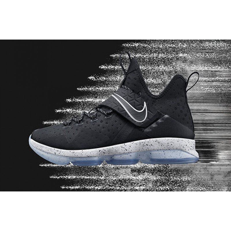 "Nike LeBron 14 ""Black Ice"" Black 921084-002 Black Friday"