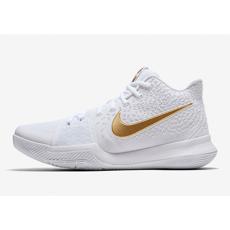 "Nike Kyrie 3 ""FINALS"" White 852396-902 Black Friday"