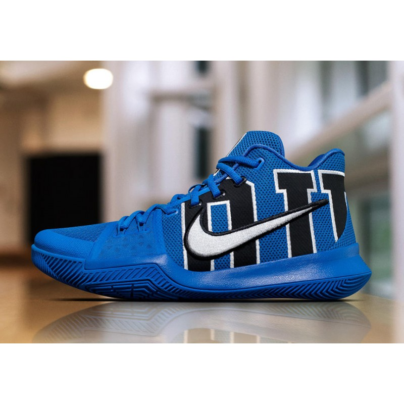 "Nike Kyrie 3 ""DUKE"" Blue 922027-001 Black Friday"