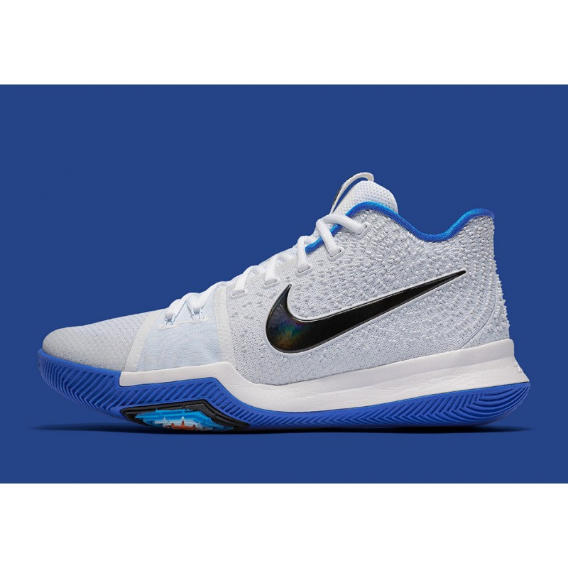 "Nike Kyrie 3 ""BROTHERHOOD"" Blue 852395-102 Cyber Monday"