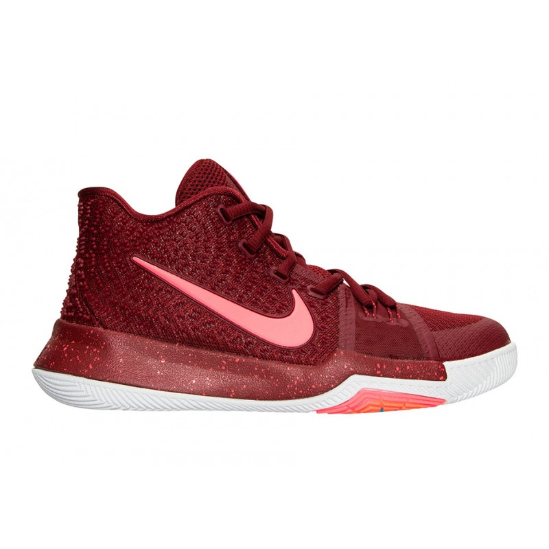 "Nike Kyrie 3 ""TEAM RED"" Red 859466-681 Black Friday"