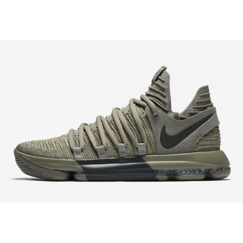 Valentines Day Sale Hot Nike KD 10 Dark Stucco/Anthracite 897817-002