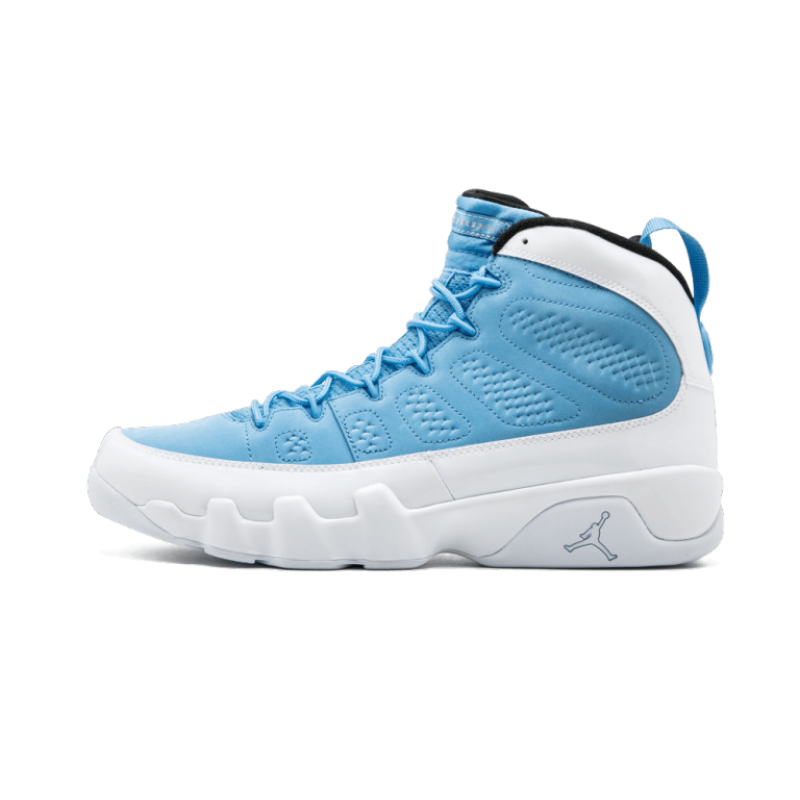 "Air Jordan 9 ""For The Love Of The Game"" University Blue/White-Black 302370-401"