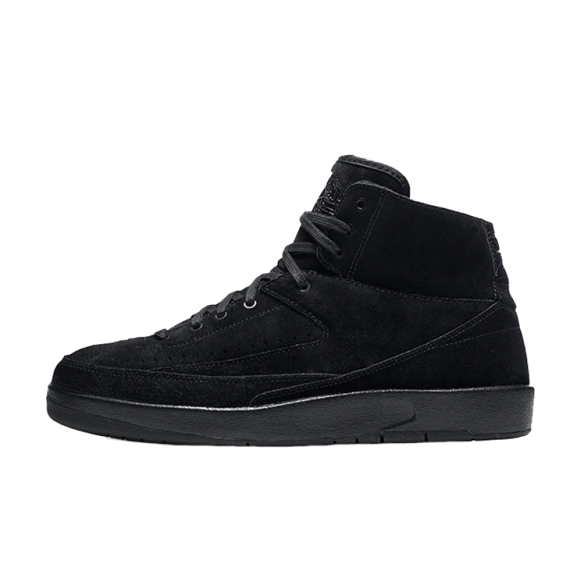 Air Jordan 2 Decon Black | 897521-010