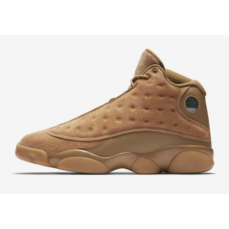 "Air Jordan 13 ""Wheat"" Golden Harvest/Elemental Gold 414571-705"