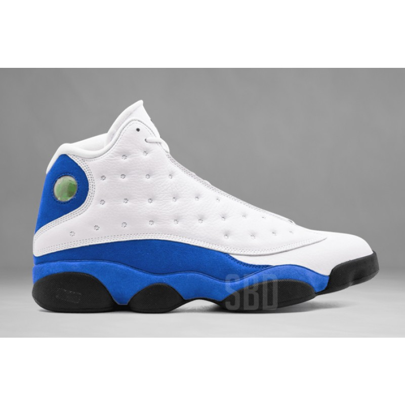 "Air Jordan 13 ""Hyper Royal"" White/Hyper Royal 414571-117"