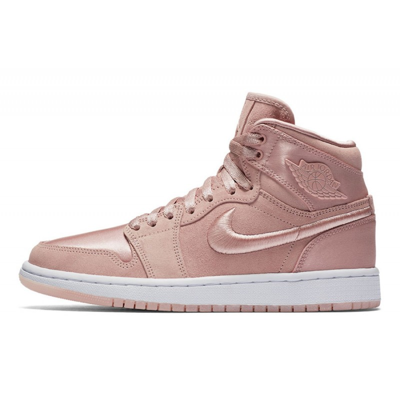 "Air Jordan 1 ""Summe of High"" Sunset Tint/White-Metallic Gold AO1847-645"