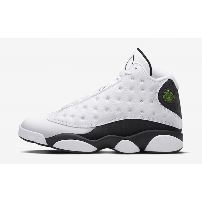 "Air Jordan 13 ""Love & Respect"" Pack White 888164-112"
