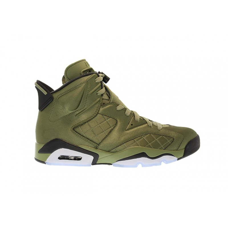 Air Jordan 6 Pinnacle Olive 918321-381 Cyber Monday
