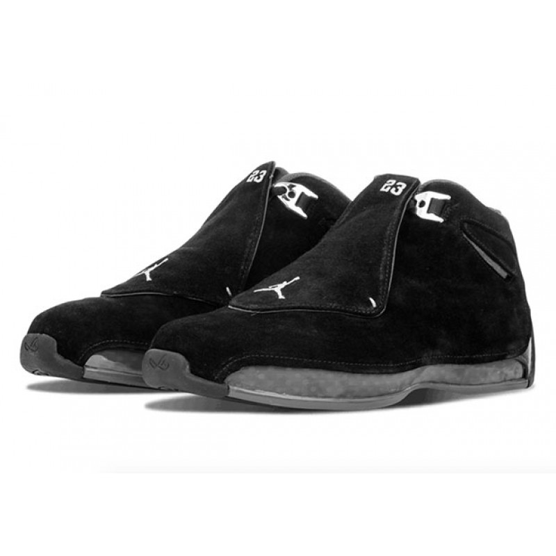 Air Jordan 18 Retro Black AA2494-601 Cyber Monday