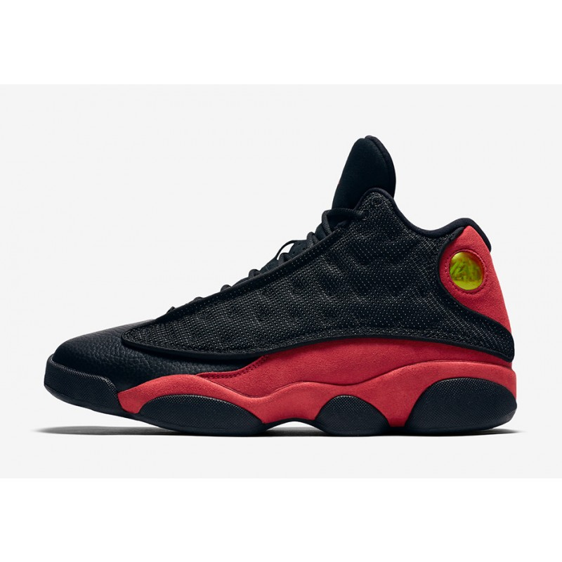 "Air Jordan 13 Retro ""BRED"" Black/Red 414571-004 Black Friday"