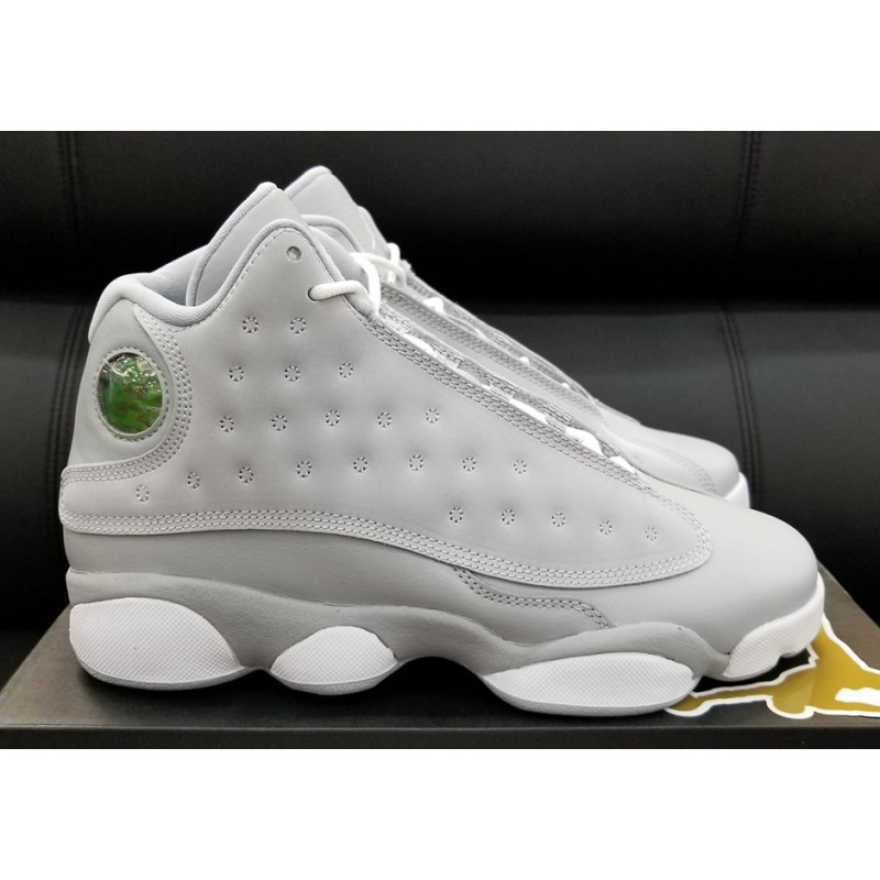 "Air Jordan 13 GG ""Wolf Grey"" Grey 439358-018 Black Friday"