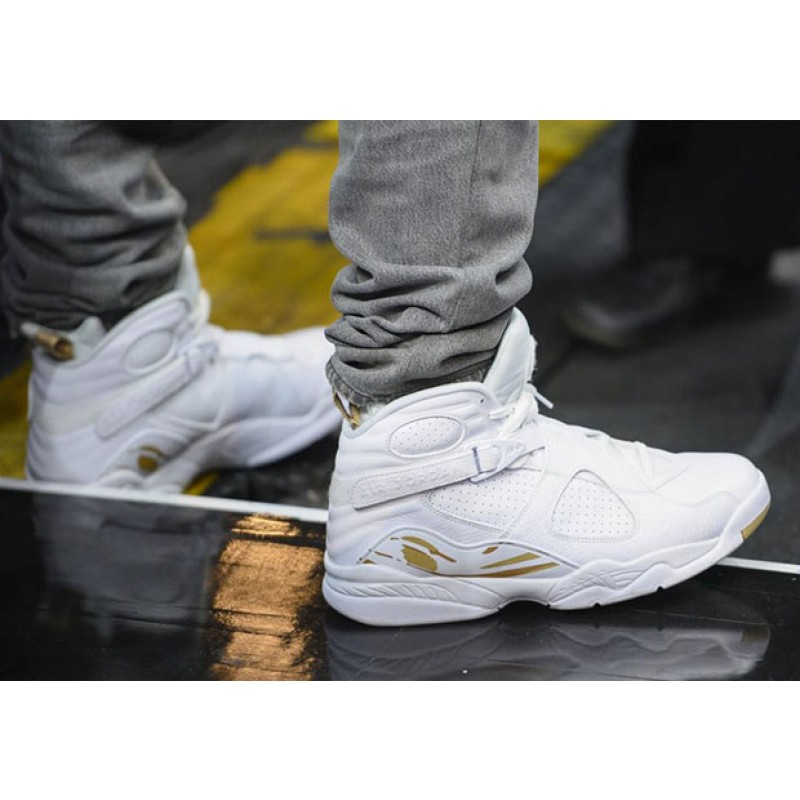 Air Jordan 8 OVO White AA1239-135 Cyber Monday
