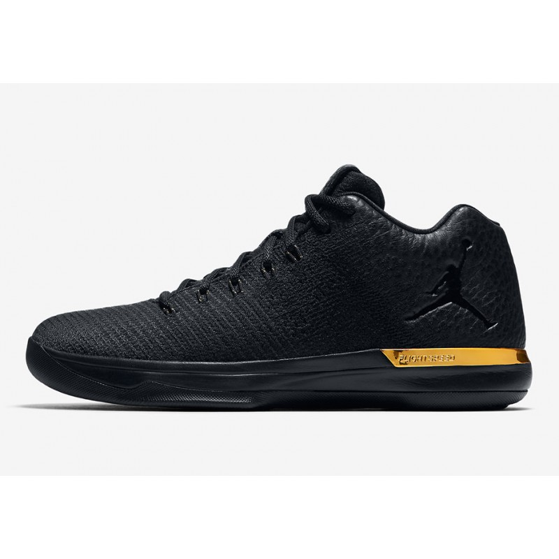 Air Jordan XXX1 Low Black 897564-023 Black Friday