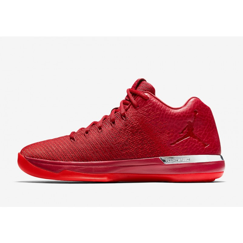 "Cyber Monday Air Jordan 31 Low ""Gym Red"" Red 897564-601"