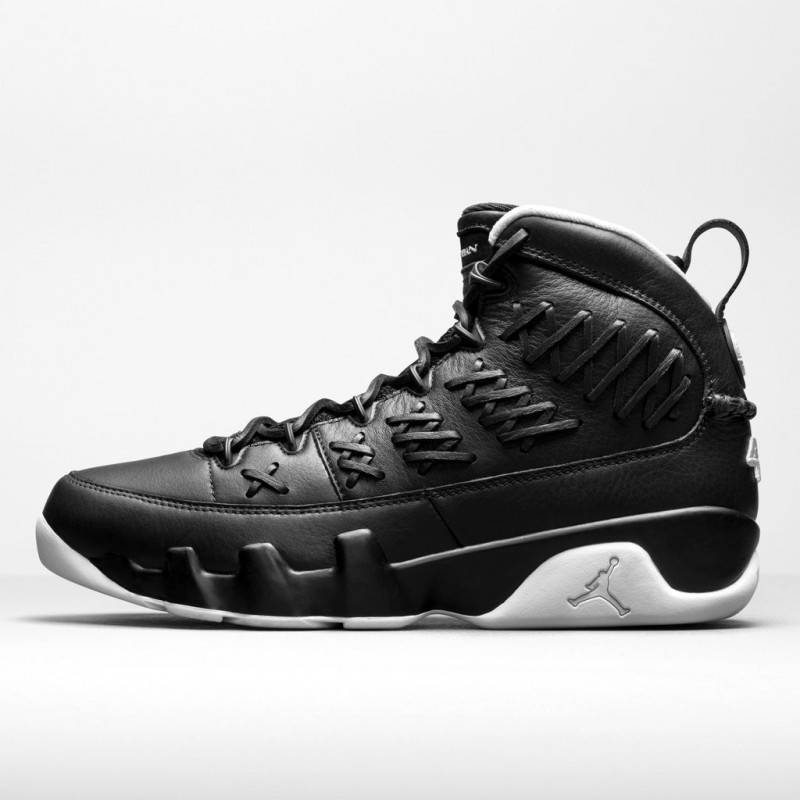 "Air Jordan 9 Pinnacle ""BASEBALL GLOVE"" PACK Black AH6233-903"