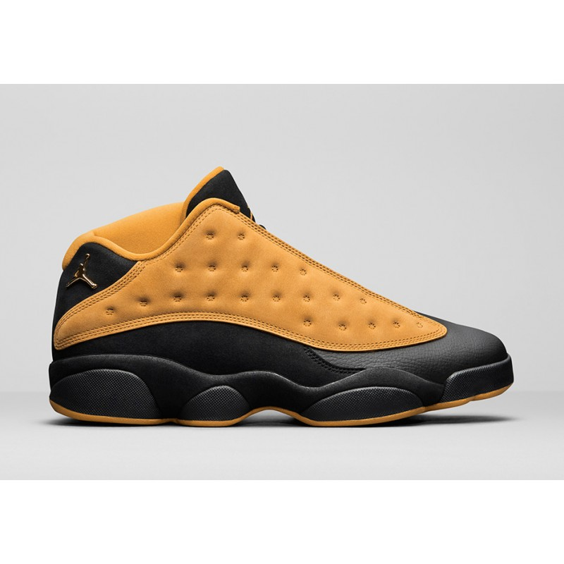 "Air Jordan 13 Low ""CHUTNEY"" YelLow/Black 310810-022 Cyber Monday"